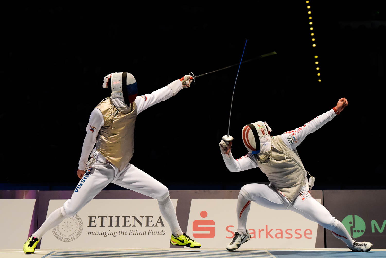 leonard huber fencing-4
