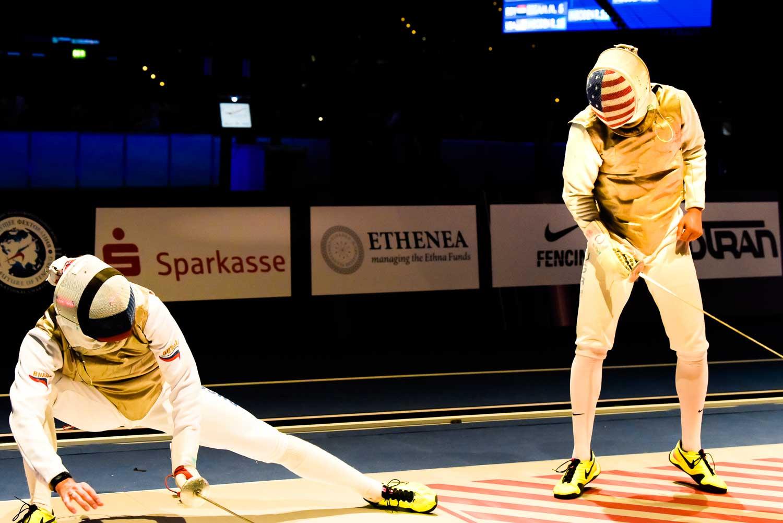 leonard huber fencing-8